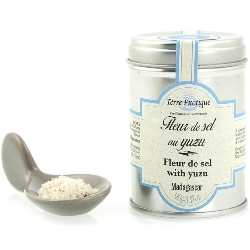Fleur De Sel Yuzu Boutique Du Musee Du Quai Branly Jacques Chirac