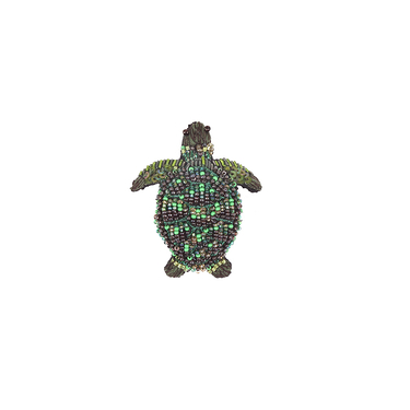 Brooch Sea Turtle
