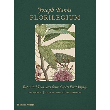 Joseph Banks' florilegium botanical treasures from cook's first voyage