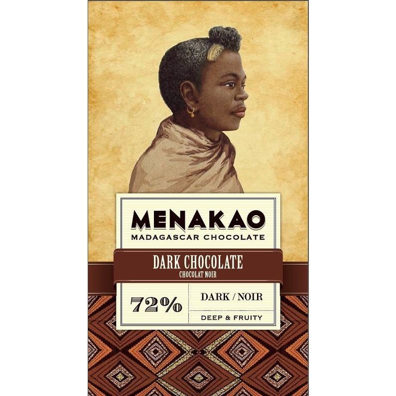 Chocolate Menakao Black 72%