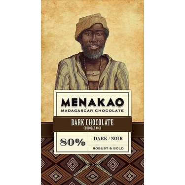 Chocolate Menakao Black 80%