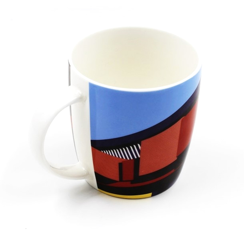 "Mug Collection ""Architecture"""
