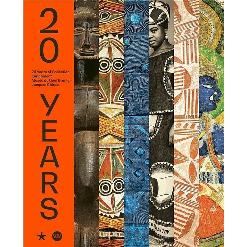 20 years of collection enrichment - Exhibition's catalogue
