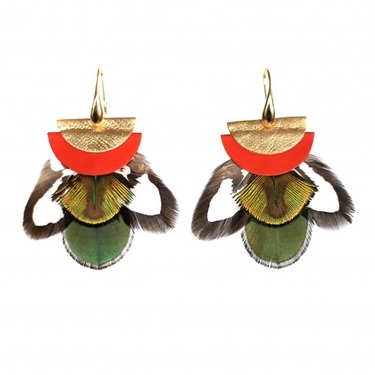 Byzance earrings