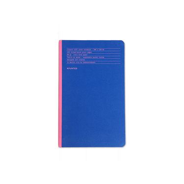 Mexican notebook Azul Rosa