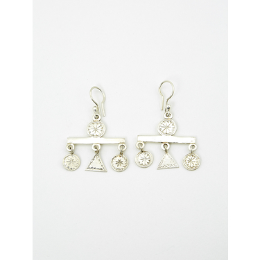 Earrings Ligne De Pastille