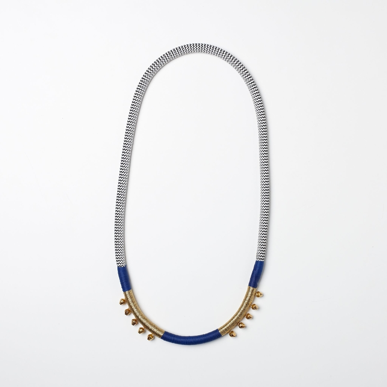 Collier Royal Blue