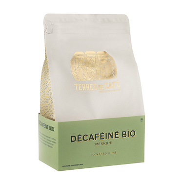 Organic Mexican Decaffeinated Coffee 250G
