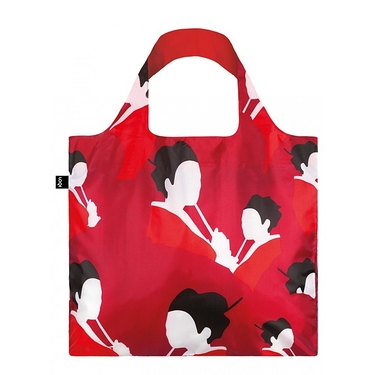 Foldable shopping bag TRAVEL Geisha