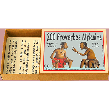 200 proverbes africains