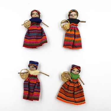 Worry doll Fridge Magnet