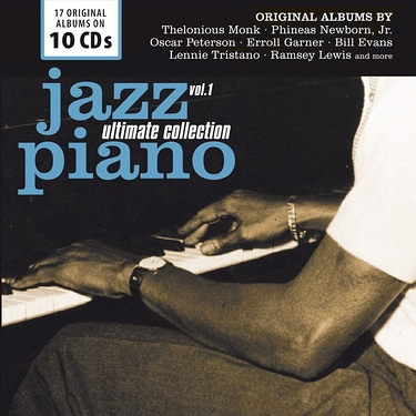 Coffret Jazz Piano / Ultimate Collection Vol.1