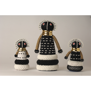 Ndebele fertility dolls